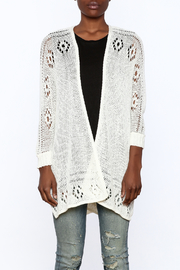 Wooden Ships Renee Cardigan - Side cropped