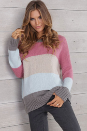 Wooden Ships Tomboy Slouchy Sold Sweater - Product Mini Image