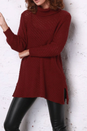 Wooden Ships Tristan T-Neck - Side cropped