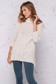 Wooden Ships Tristan T-Neck - Front full body