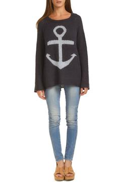 Wooden Ships Anchor Raglan - Product List Image