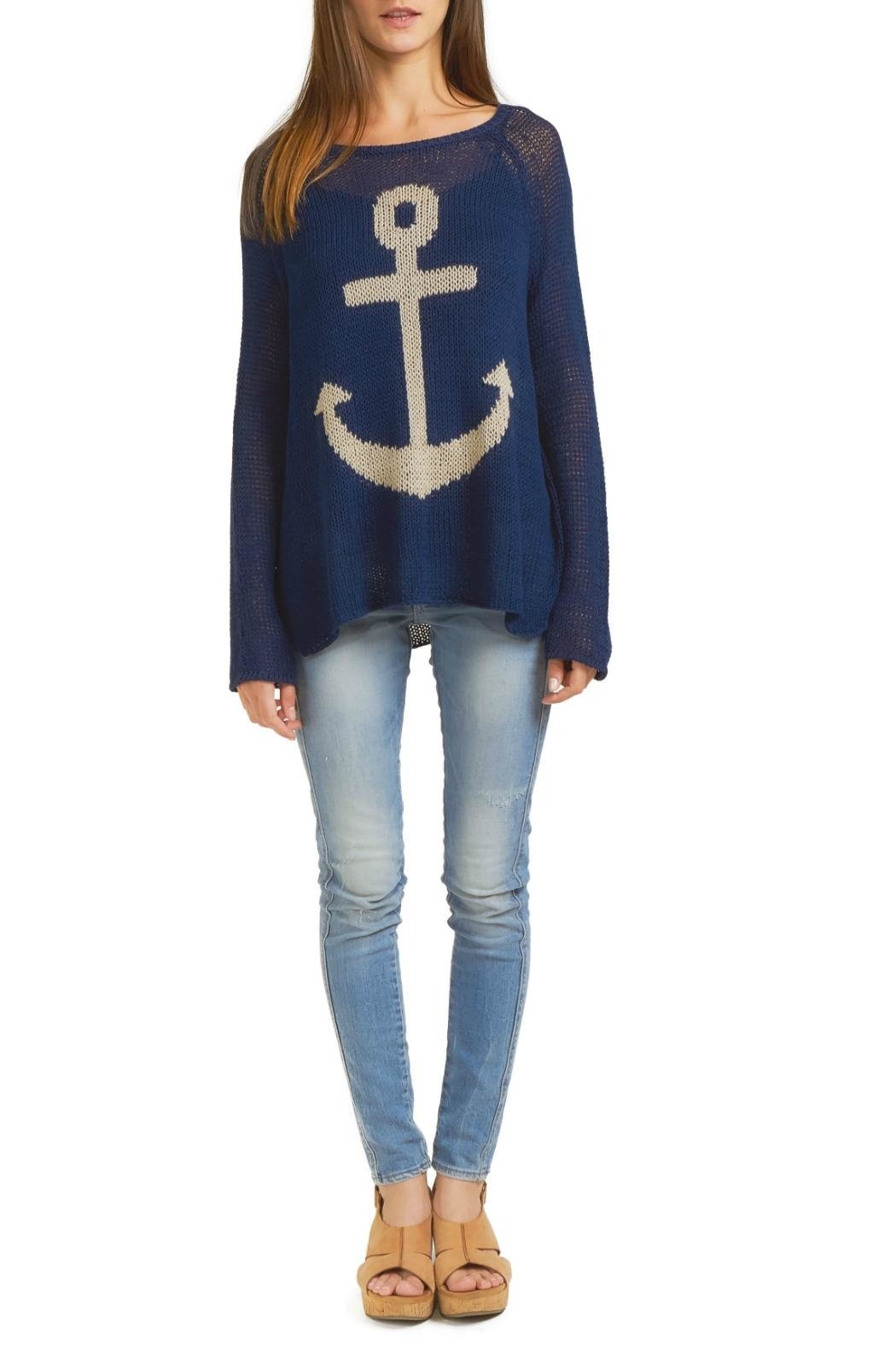 Wooden Ships Sweaters