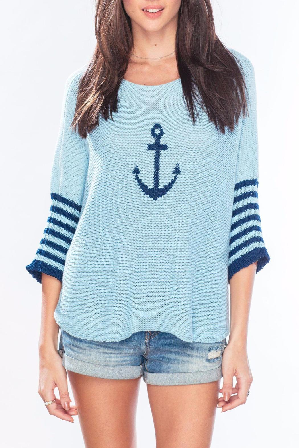 Anchor blue clothing store online