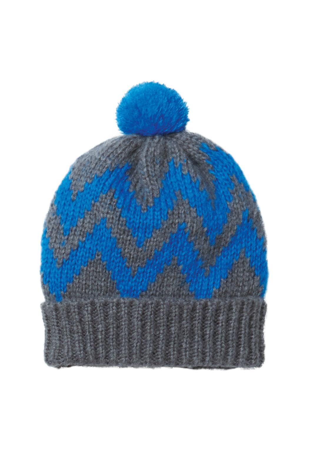 Wooden Ships Apres Pom Pom Beanie - Front Cropped Image