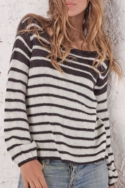 Wooden Ships Ashley Striped Crewneck - Product Mini Image