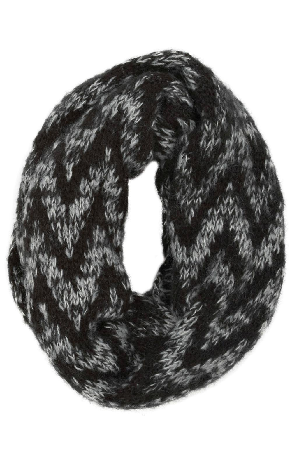 Wooden Ships Aubrey Eternity Scarf - Front Cropped Image