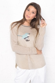 Wooden Ships Birdie Crewneck - Front cropped