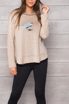 Wooden Ships Birdie Crewneck Sweater - Product List Image