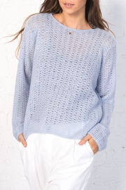 Wooden Ships Braided Knit Style - Front cropped