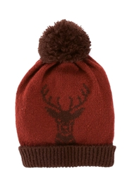 Wooden Ships Buck Pompom Hat - Product Mini Image