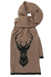 Wooden Ships Buck Scarf - Front cropped