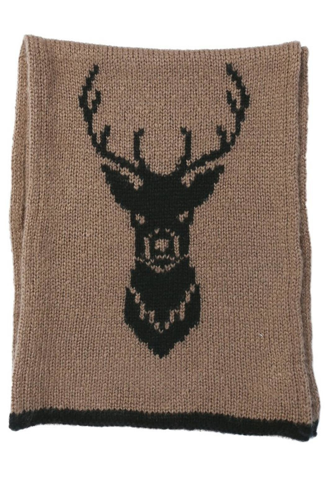 Wooden Ships Buck Scarf - Front Full Image