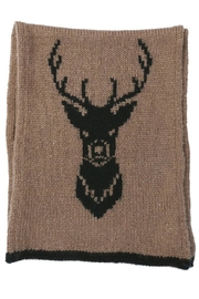 Wooden Ships Buck Scarf - Front full body