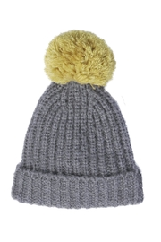 Wooden Ships Chelsea Pompom Beanie - Product Mini Image