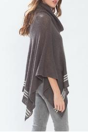 Wooden Ships Cowl Neck Poncho - Front full body