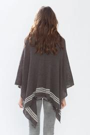 Wooden Ships Cowl Neck Poncho - Side cropped