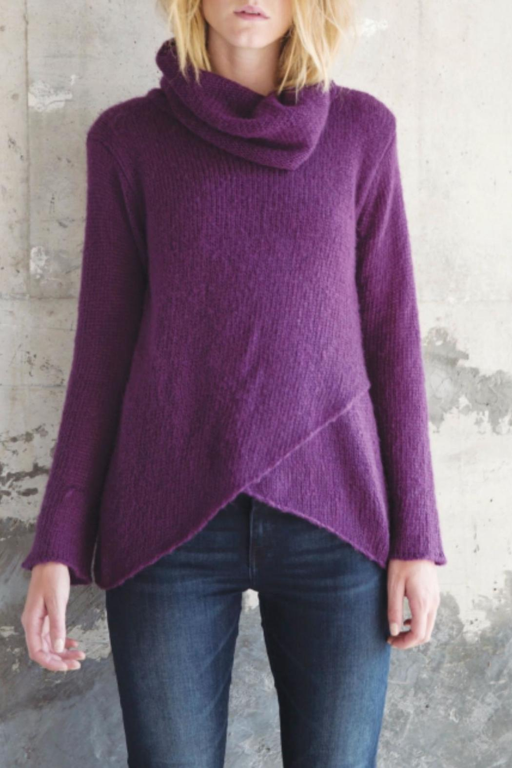 Wooden Ships Cowl Neck Sweater from Canada by Moxxi — Shoptiques