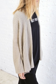 Wooden Ships Dana Ribbed Cardigan - Side cropped