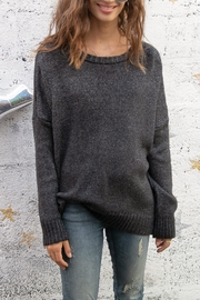 Wooden Ships Dip Dye Sweater - Product Mini Image