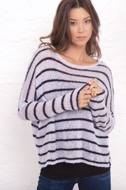 Wooden Ships Dockstripe Sweater - Product Mini Image