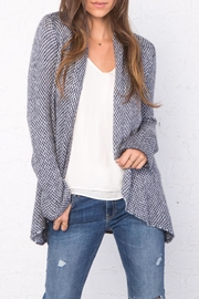 Wooden Ships Dylan Blazer Sweater - Product Mini Image