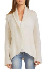 Wooden Ships Dylan Natural Cardigan - Product Mini Image