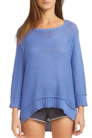 Wooden Ships Easy Peasy Crewneck - Front cropped