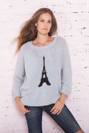 Wooden Ships Eiffel Tower Sweater - Product Mini Image