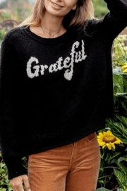 Wooden Ships Grateful Holiday Sweater - Product Mini Image