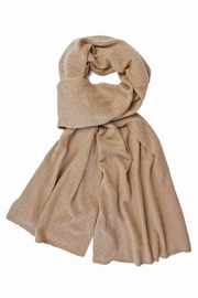 Wooden Ships Hampton Scarf/wrap - Front full body