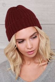 Wooden Ships Hamptons Rib Beanie - Product Mini Image