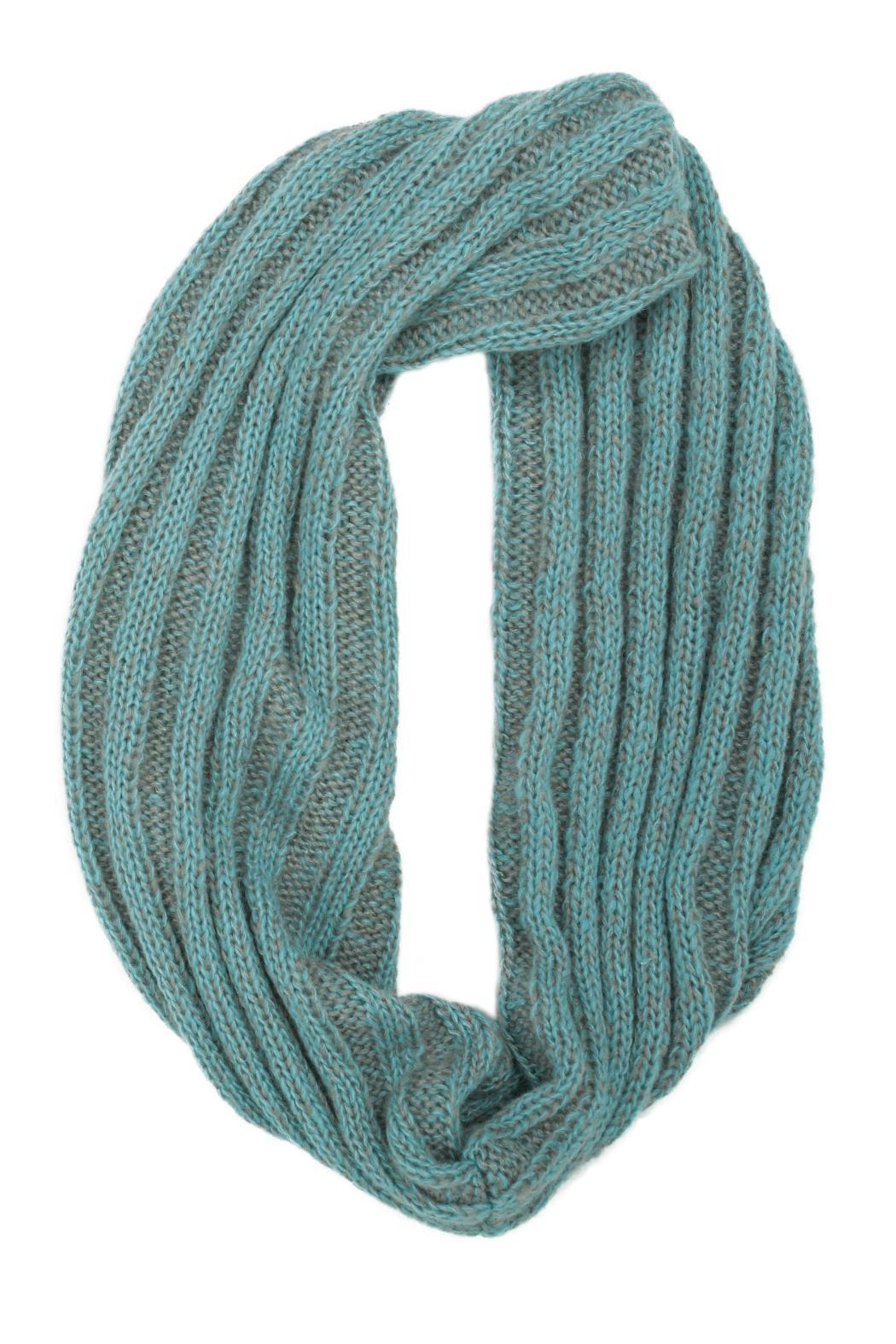 Wooden Ships Hazel Rib Scarf - Front Cropped Image