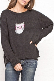 Wooden Ships Hoot Crewneck - Front cropped