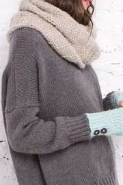 Wooden Ships Isabel Eternity Scarf - Front full body