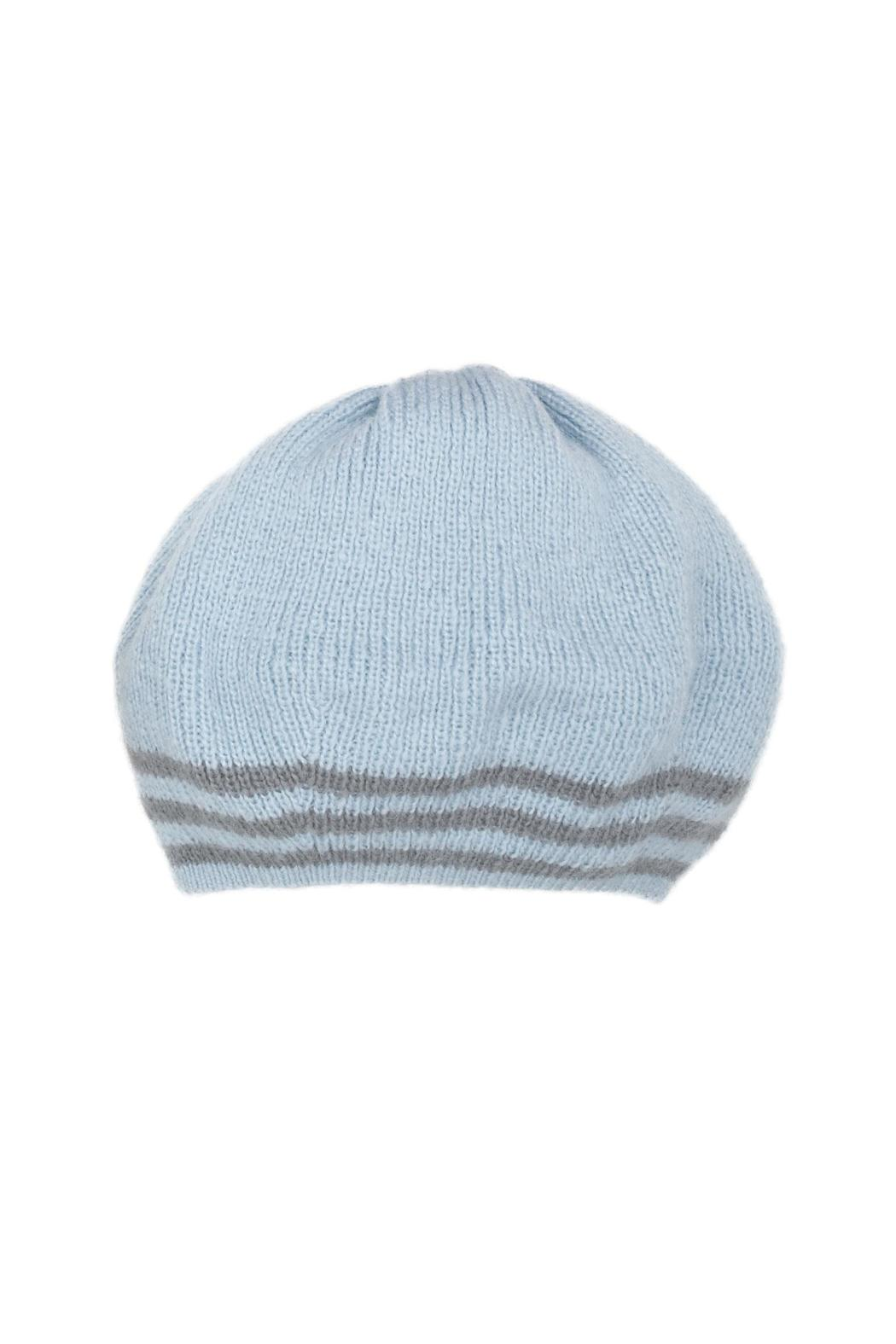 Wooden Ships Jackson Rib Beanie - Front Cropped Image