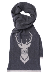 Wooden Ships Knit Buck Scarf - Front cropped