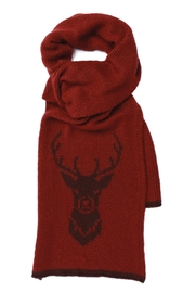 Wooden Ships Knit Buck Scarf - Product Mini Image