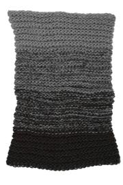 Wooden Ships Kyra Ombre Snood - Front cropped