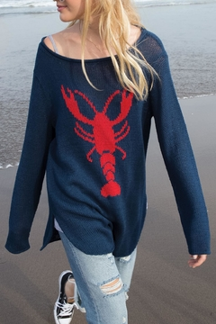 Shoptiques Product: Lobster Roll Sweater