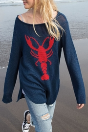 Wooden Ships Lobster Roll Sweater - Product Mini Image