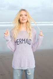 Wooden Ships Mermaid Crewneck - Product Mini Image