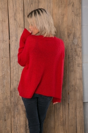 Wooden Ships Merry Sweater - Front full body