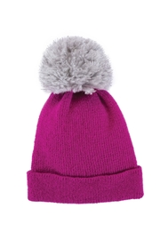 Wooden Ships Montreal Pompom Hat - Product Mini Image