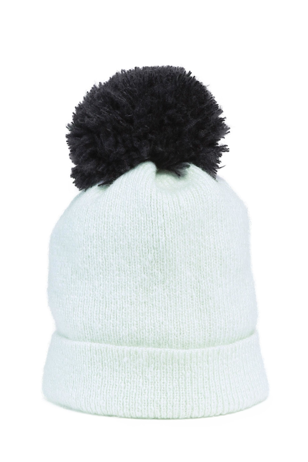 Wooden Ships Montreal Pompom Hat - Front Cropped Image