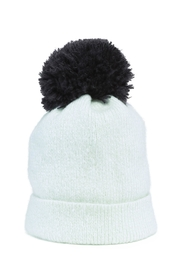 Wooden Ships Montreal Pompom Hat - Front cropped