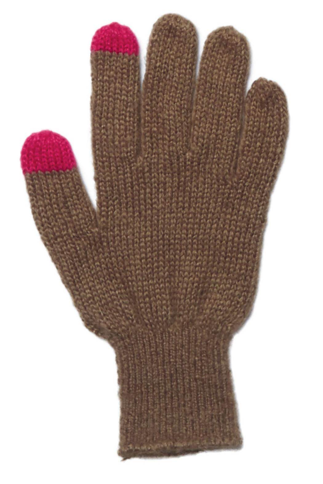 Wooden Ships Montreal Texting Gloves - Main Image