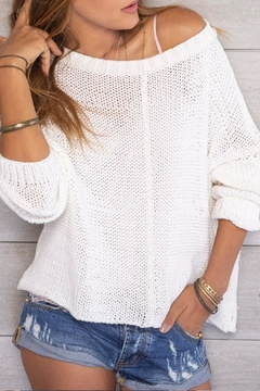 Wooden Ships Morgan Sweater - Product List Image