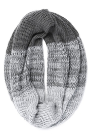 Wooden Ships Ombre Eternity Scarf - Front cropped
