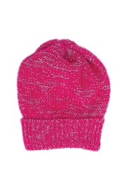 Wooden Ships Pink Rosemary Beanie - Side cropped
