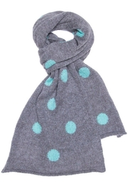 Wooden Ships Polka Dot Scarf - Front cropped